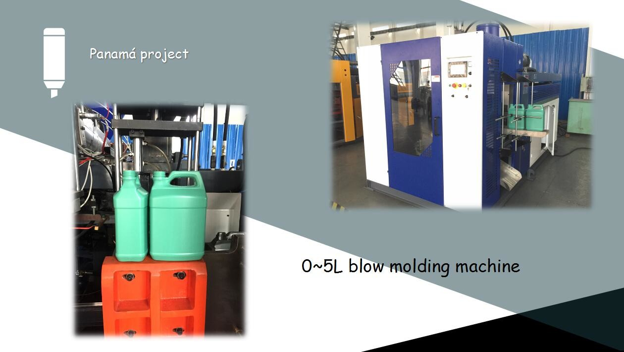 Single Die Head Extrusion Molding Machine , Security Extruder Blowing Machine